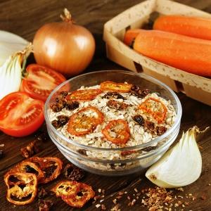 Мюслі з сушеними овочами, 400г