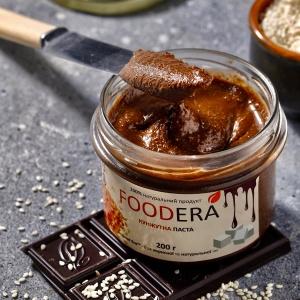 Кунжутна паста (шоколад з медом)