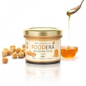 Фундучная паста (с мёдом)