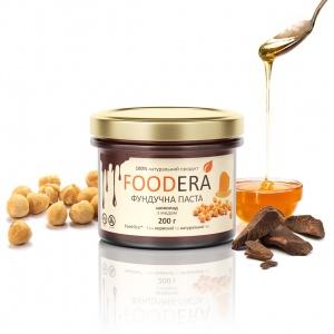 Фундучная паста (шоколад с мёдом)